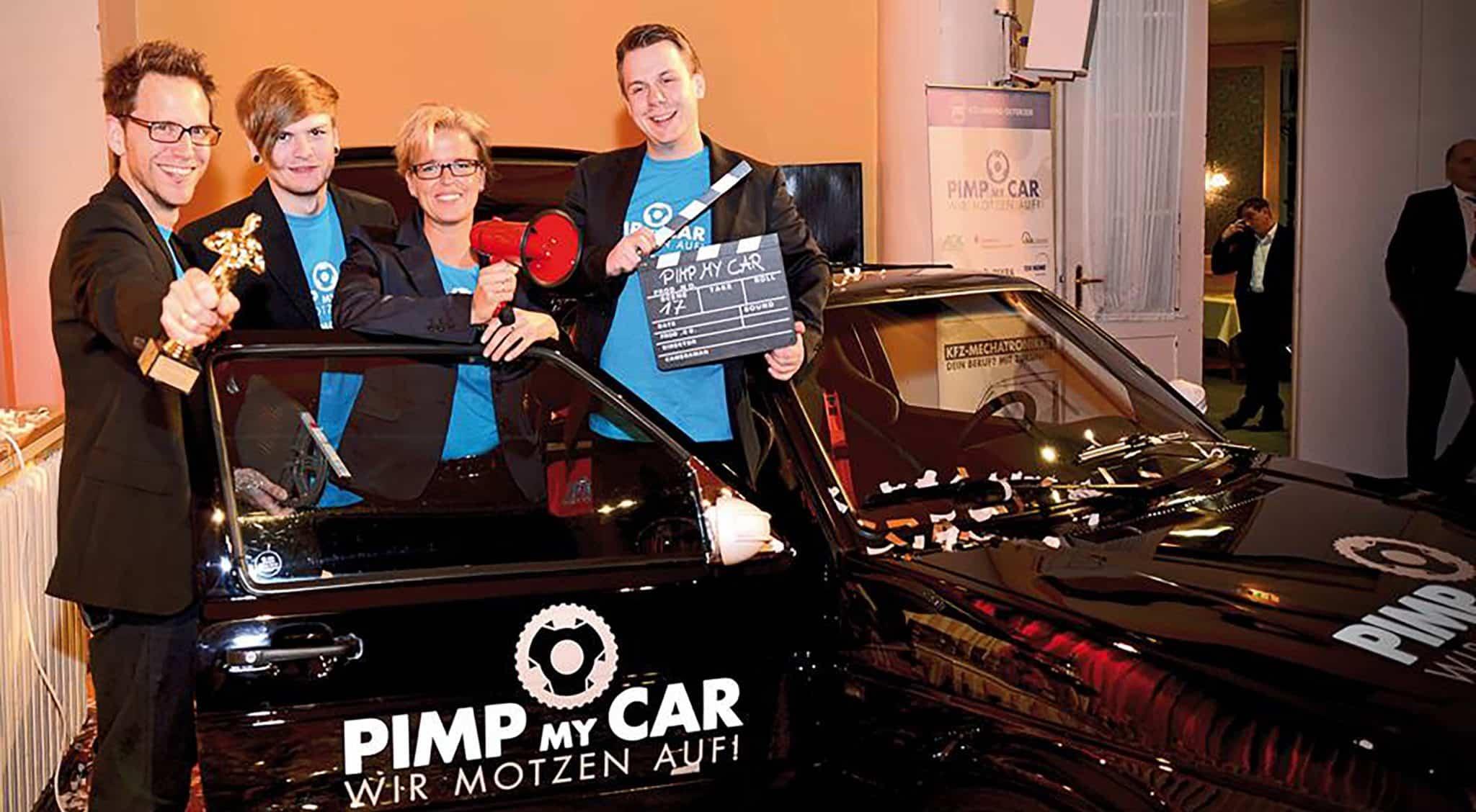 PIMP my Car Doku-Filmprojekt